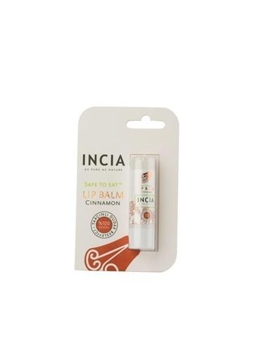 Incia Incia Tarçınlı Dudak Besleyici Lip Balm 6 Gr Renksiz